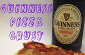 Guinness Pizza korst