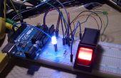 Zet uw Sensor van de vingerafdruk in biometrische tuimelschakelaar
