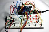 Hoe maak je een elektronische dobbelstenen met behulp van ARDUINO