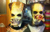 Predator masker Mark 2-2 deel gipsen mal voor een latex masker
