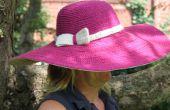 Gemakkelijk gehaakte hoed / voor Biginners