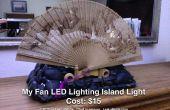 Eiland van de LED verlichting Fan