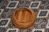 Hoe maak je houten bakjes met behulp van uw bandzagen