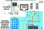 Wired Arduino-weerstation
