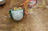 Motion Activated LED met een Parallax PIR Sensor
