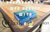 Python Web Server voor je Raspberry Pi