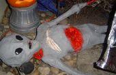Dode Alien - Halloween prop