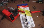 """Weller WLC100 ijzer element vervanging """"hack"""" voor masochisten"""