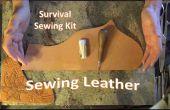 Reparatieset voor overleving naaien en hoe het te gebruiken!