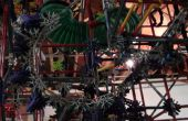 Fenrir119 de Knex bal Machine-elementen