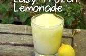 Gemakkelijk bevroren limonade