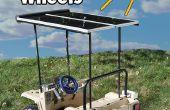 Zonne-energie POWER wielen