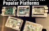 5 ontwerp van Laser gesneden gevallen voor 5 populaire Platforms