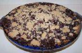 Hoe maak je de beste blueberry pie ooit!
