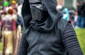 STAR WARS Kylo Ren helm