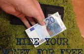 Hoe te verbergen geld of belangrijke documenten in veilige plaatsen