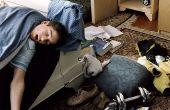 Top 10 Evil technieken om uw tiener uit Bed