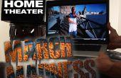 $5 home Theater voor maart Madness