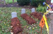 Easy to Make Graves