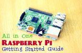 Alles-in-één raspberry Pi Getting Started Guide