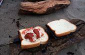 How to Make berg taarten | Kampvuur broodjes
