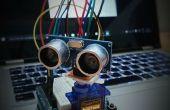 Ultrasone Mapmaker met behulp van de Arduino en MatLab
