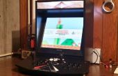 Raspberry Pi aangedreven Bar-top Arcade Machine