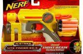 Ombouwset voor een Laser Pointer naar een Nitefinder