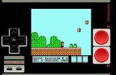 NES roms krijgen op een jailbroken iPhone/iPod Touch zonder een computer (Wi-Fi is nodig).