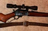 Hergebruikt riem Gun Slinger