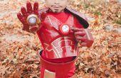 DIY Iron Man kostuum