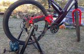 Draagbare Water fietspomp