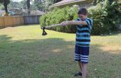 Hoe te gooien een Tomahawk