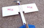 Complete gids voor het bouwen van uw eerste RC schuimkarton-vliegtuig