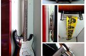 Elektrische gitaar Hanger met magneet