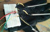 TV afstandsbediening handschoen met behulp van Arduino, summatieve Project van TEJ3