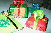 Mini kerst aanwezig ornamenten!