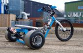 Drift Trike gemotoriseerde