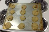 Peanut Butter Chocolate Chip M & M Cookies