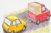 Hoe voor het trekken van een auto met behulp van een vrachtwagen