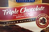 Hoe maak je Ghirardelli Brownies