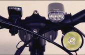 Gereglementeerde [5v] fiets Dynamo licht & USB oplader