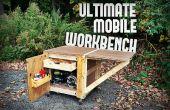 Ultieme mobiele werkbank