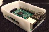Instamorph-Raspberry Pi geval