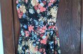 Hoe maak je een zomer jurk
