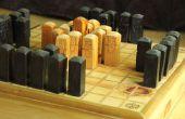 Ontwerpen en bouwen van uw eigen spel Hnefatafl Board