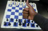 Het instellen van een schaakbord