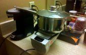 Hotel koken (of hoe niet leeg uw portemonnee uit eten)