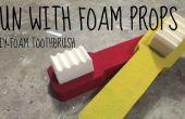 Schuim tandenborstel Prop