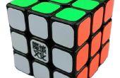 Hoe op te lossen van een 3-laags kubus?